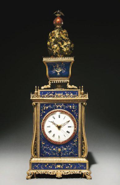 Chinese Ormolu clock 1 1 Los 5 relojes más caros jamás vendidos en una subasta