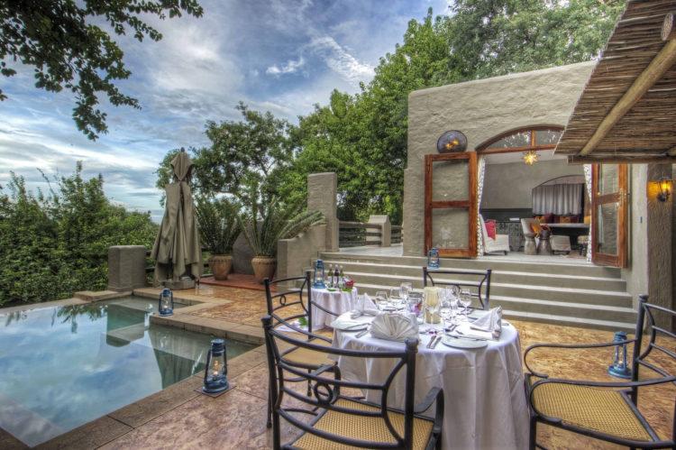 Chobe Game Lodge - Destino de safari