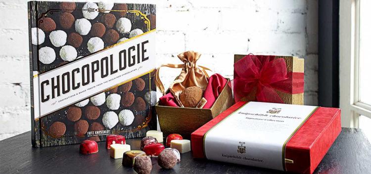 Chocopologie Chocolate Truffle by Fritz Knipschildt Los 10 chocolates más caros del mundo