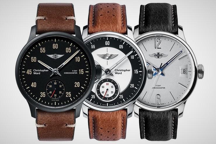 Christopher Ward C1 Morgan Watches 8 Los cinco mejores relojes de Christopher Ward en el mercado hoy