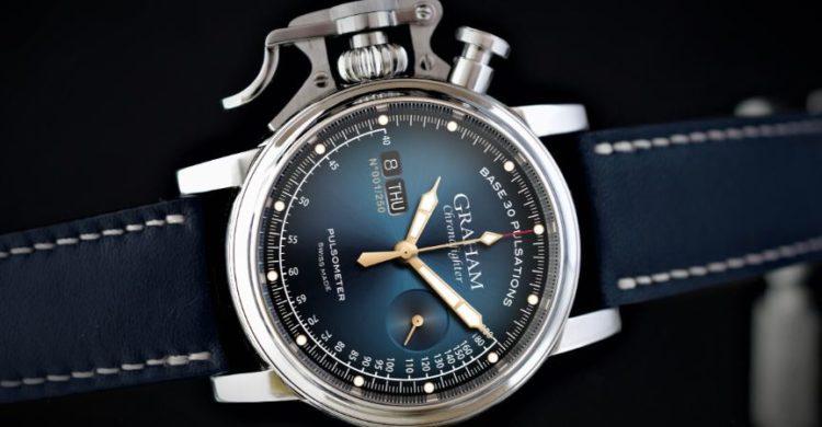 Pulsómetro Chronofighter Vintage REF.  2CVCS.U14A
