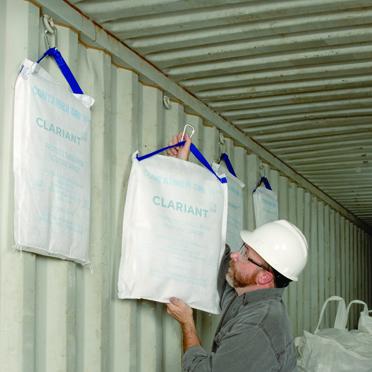 ContainerDriCargoDesiccant Los cinco mejores absorbentes de humedad del mercado actual