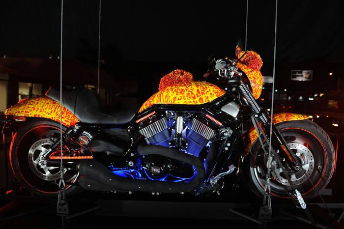 Cosmic Starship Las 10 motocicletas Harley Davidson más caras