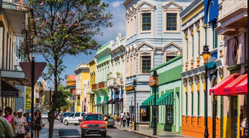 Costa oeste .Los 20 mejores lugares para vivir en Puerto Rico 2021