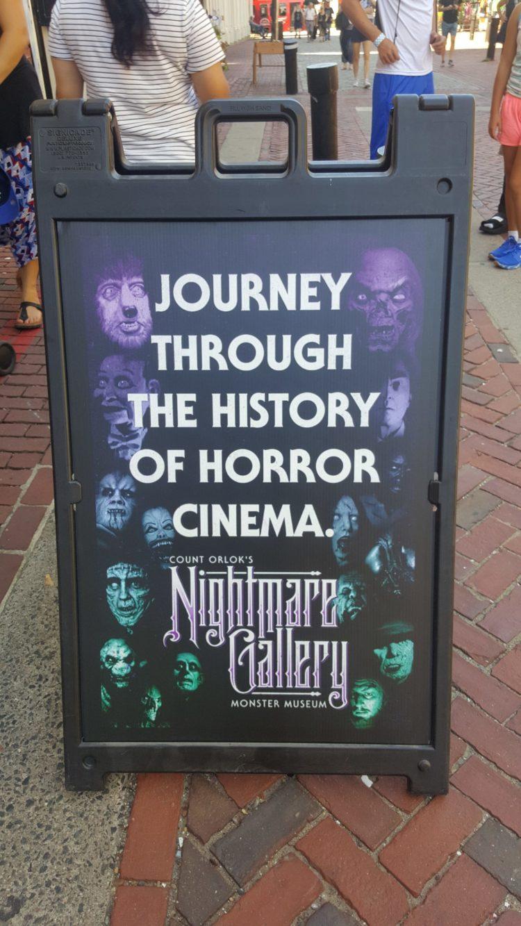 Count Orloks Nightmare Gallery scaled e1582922675875 Las 20 mejores cosas para hacer en Salem, MA, para principiantes