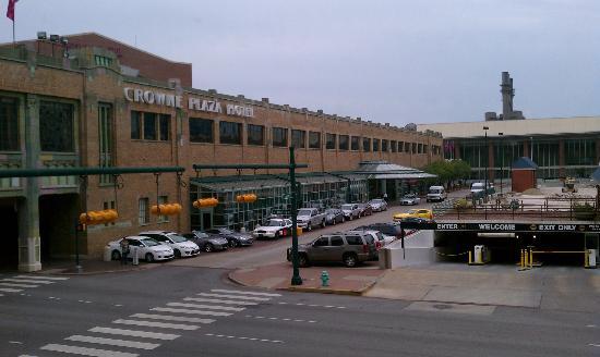 - Centro de Union Station