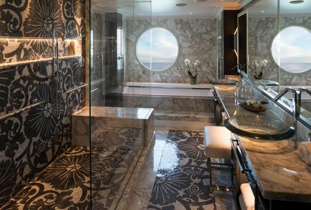 Baño Crystal Penthouse Crystal Serenity