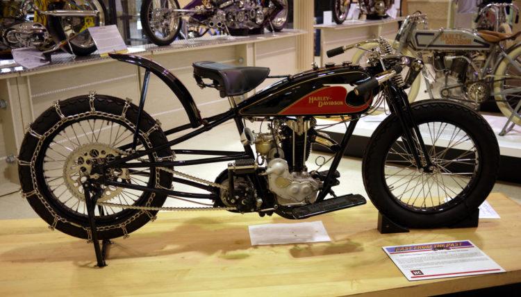 DAH Hillclimber 1932 Las 10 motocicletas Harley Davidson más caras
