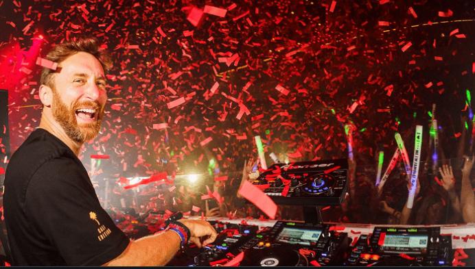 DJ David Guetta .Los 20 DJ más ricos del mundo (Actualizado)