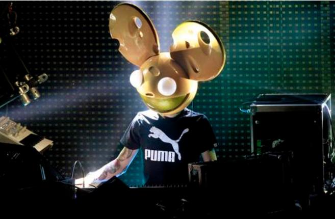 DJ DeadMau5 .Los 20 DJ más ricos del mundo (Actualizado)