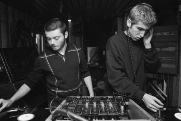 DJ Guy Manuel de Homem Christo .Los 20 DJ más ricos del mundo (Actualizado)