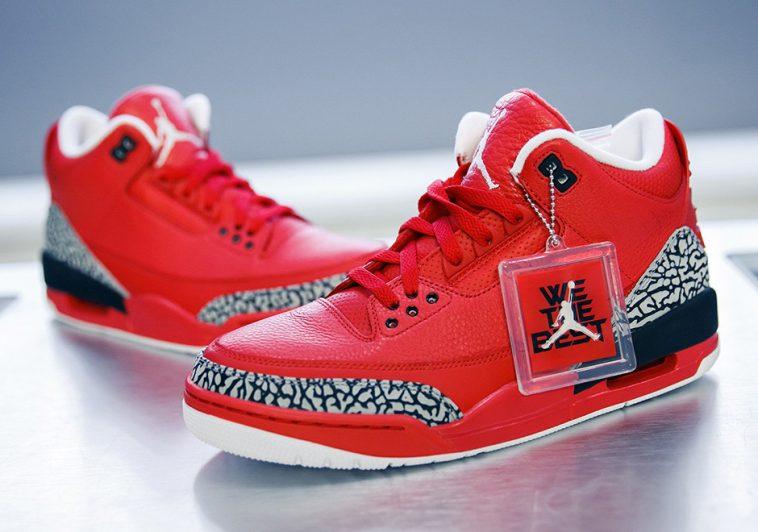 DJ Khaled x Air Jordan 3 Grateful Una mirada más cercana al Air Jordan II Original de $ 31,000