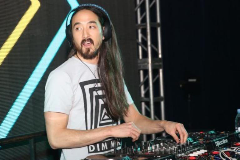 DJ Steve Aoki .Los 20 DJ más ricos del mundo (Actualizado)