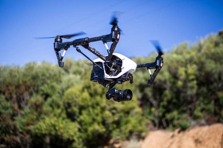 DJI Inspire 1 PRO Los 10 drones más caros que puedes comprar