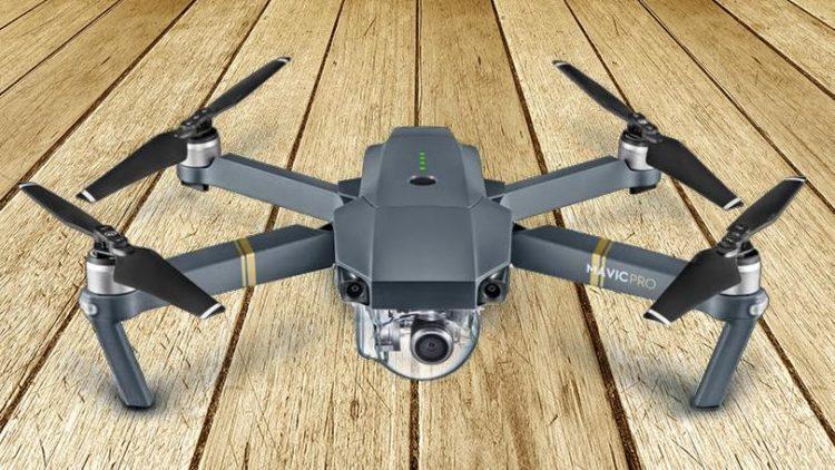 DJI Mavic Pro Los 10 drones más caros que puedes comprar