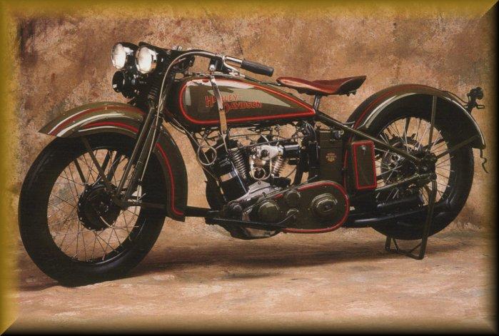 DL45main Los cinco mejores modelos de Harley-Davidson de la década de 1930