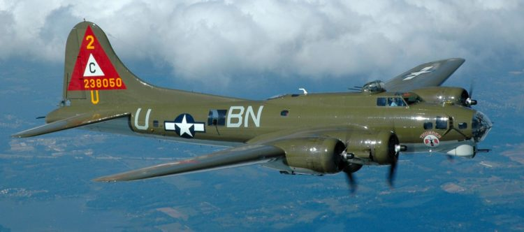DSC 0539 Los 10 aviones de la Segunda Guerra Mundial más reconocidos de la historia