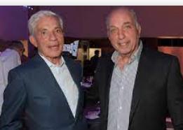 David y Simon Reuben .Las 10 personas más ricas del Reino Unido 2021