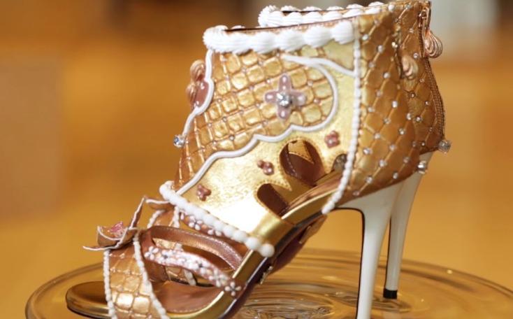 Debbie Wingham High Heels Una mirada más cercana a los tacones altos Debbie Wingham de $ 15.1 millones