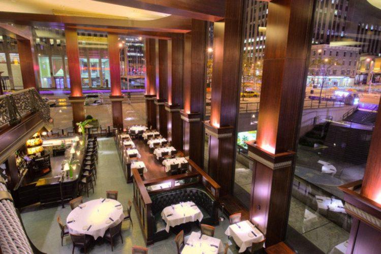 Del Frisco's Double Eagle Steak House Los 20 mejores restaurantes de carnes en la ciudad de Nueva York
