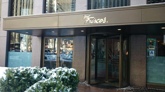 Del Friscos Por qué Del Frisco's es uno de los mejores asadores de Nueva York
