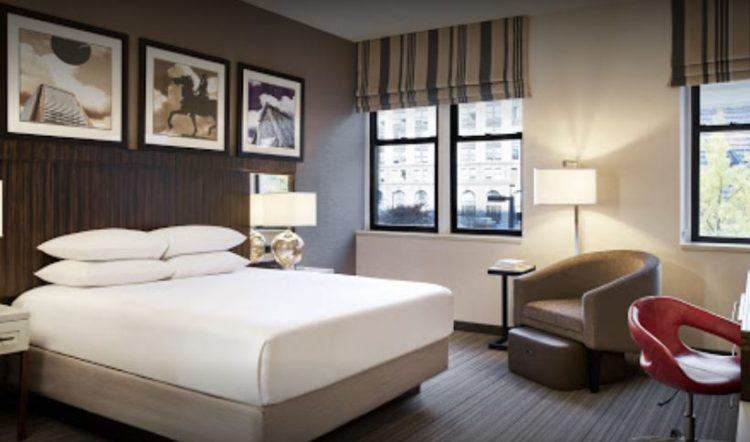 Hoteles en Delta