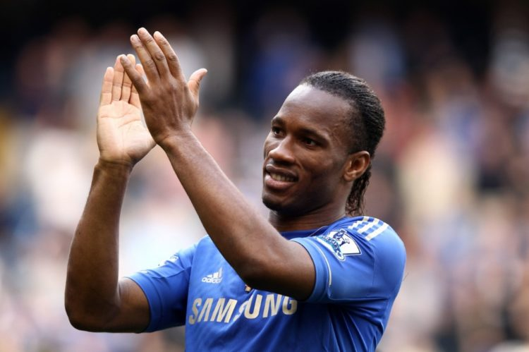 Didier Drogba Los 20 futbolistas más ricos de todos los tiempos