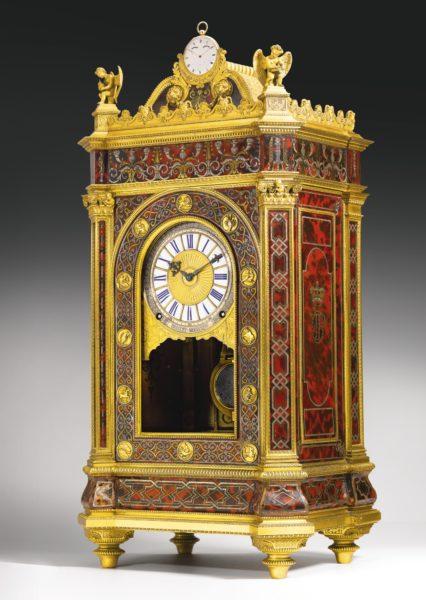 Duc dOrleans Breguet Sympathique clock dated 1835 Los 5 relojes más caros jamás vendidos en una subasta