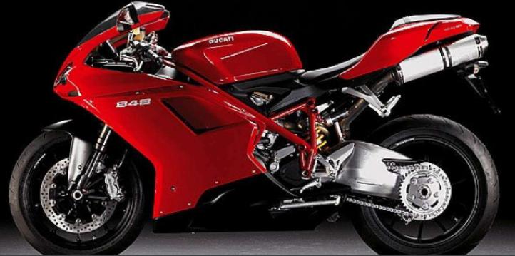 Ducati 848 .¿Qué pasó con la Ducati 848?