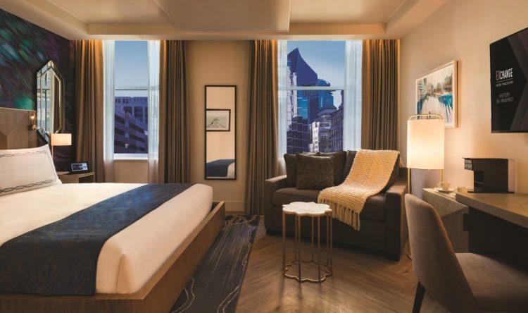Intercambio Hotel Vancouver
