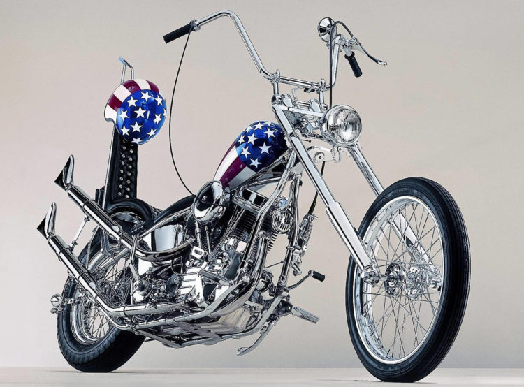 Easy Rider Las 10 motocicletas Harley Davidson más caras