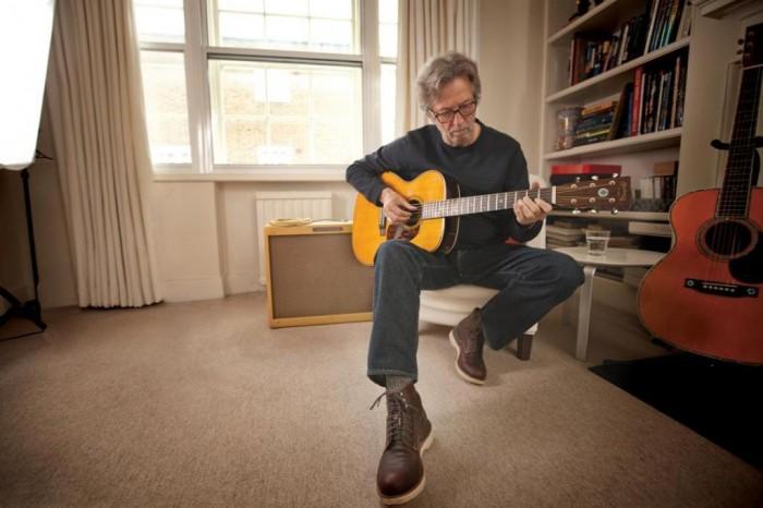 Eric Clapton's CF Martin Co circa 1939 Las guitarras acústicas más caras jamás vendidas