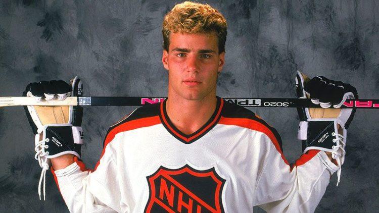 Eric Lindros Los 20 jugadores de la NHL más ricos de todos los tiempos