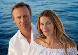 Ernesto y Kirsty Bertarelli .Las 10 personas más ricas del Reino Unido 2021