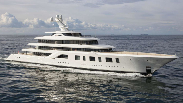 Feadship Super Yachts Las diez mejores empresas de yates de 2017