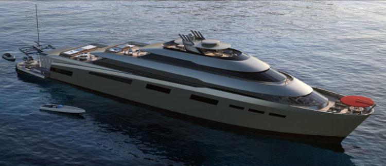 Fincantieri Yachts Las diez mejores empresas de yates de 2017