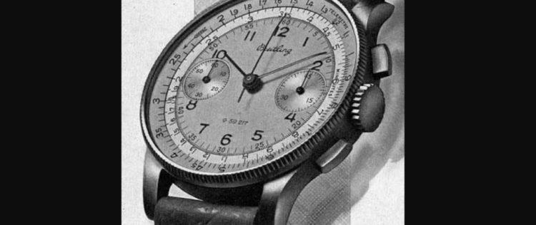 Primer Breitling Chronomat
