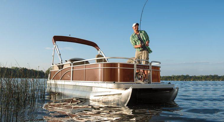 Fishing Pontoon Boat 8ft 2017 S16 3640 Los 10 mejores pontones para comprar en 2019