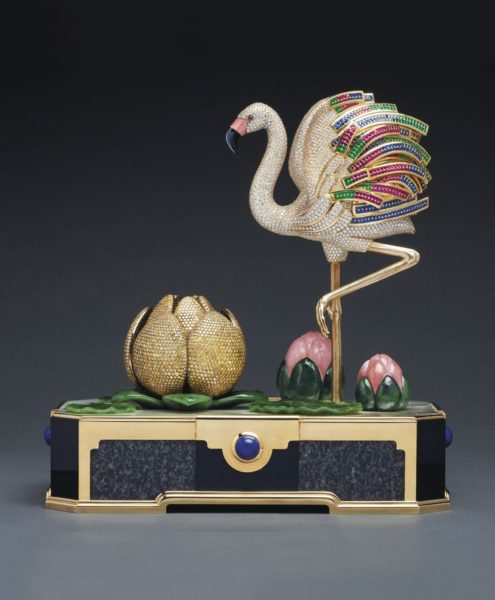 Flamingo Los 5 relojes más caros jamás vendidos en una subasta