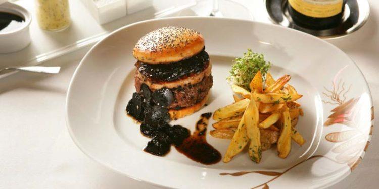 Fleur burger Las 10 hamburguesas más caras de la historia de los restaurantes