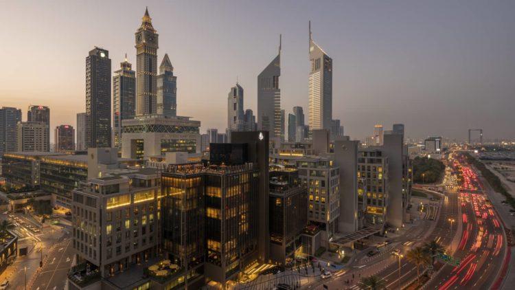 Four Season Hotel Dubai International Finance Centre