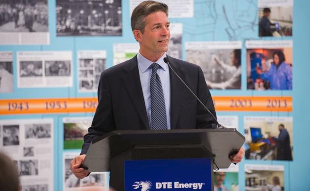 Gerard 10 cosas que no sabías sobre el director ejecutivo de DTE Energy, Gerard M. Anderson