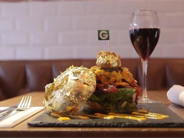 Glamburger Las 10 hamburguesas más caras de la historia de los restaurantes