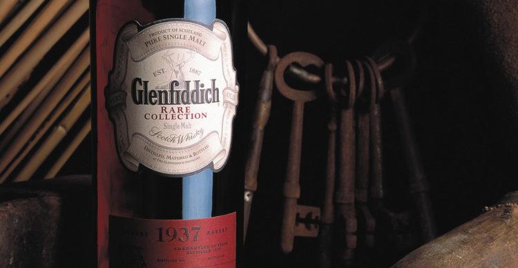 Glenfiddich 1937 1 2 10 de los whiskies más caros del mundo