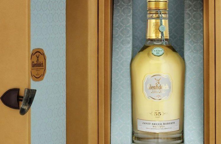 Glenfiddich Janet Sheed Roberts Reserve 1955 10 de los whiskies más caros del mundo
