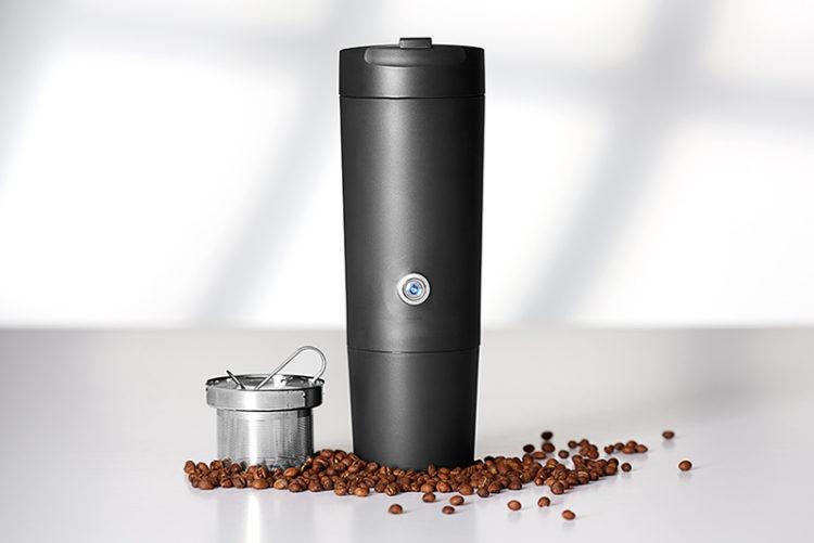 GoJoe portable coffee Los 10 productos Kickstarter más populares de 2017