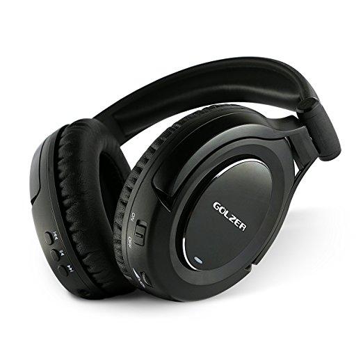 Golzer BANC noise cancelling earphones Los cinco auriculares con cancelación de ruido más vendidos en la actualidad