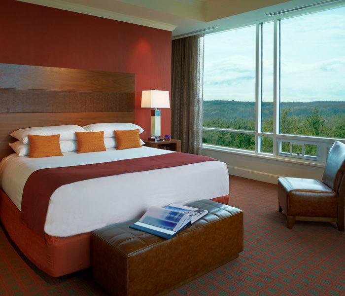 Great Cedar Hotel Foxwoods Suite Bed Los cinco mejores hoteles en Foxwoods