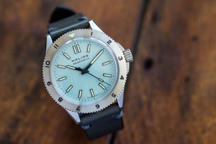 Halios Seaforth Pastel 12hr 13 Los cinco mejores relojes Halios del mercado actual