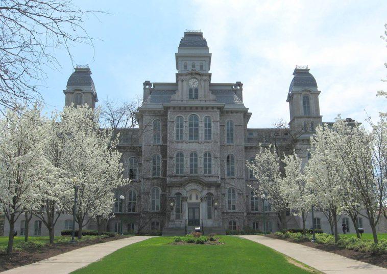 Hall of Languages Syracuse University Los 20 ex alumnos de la Universidad de Syracuse más notables en negocios